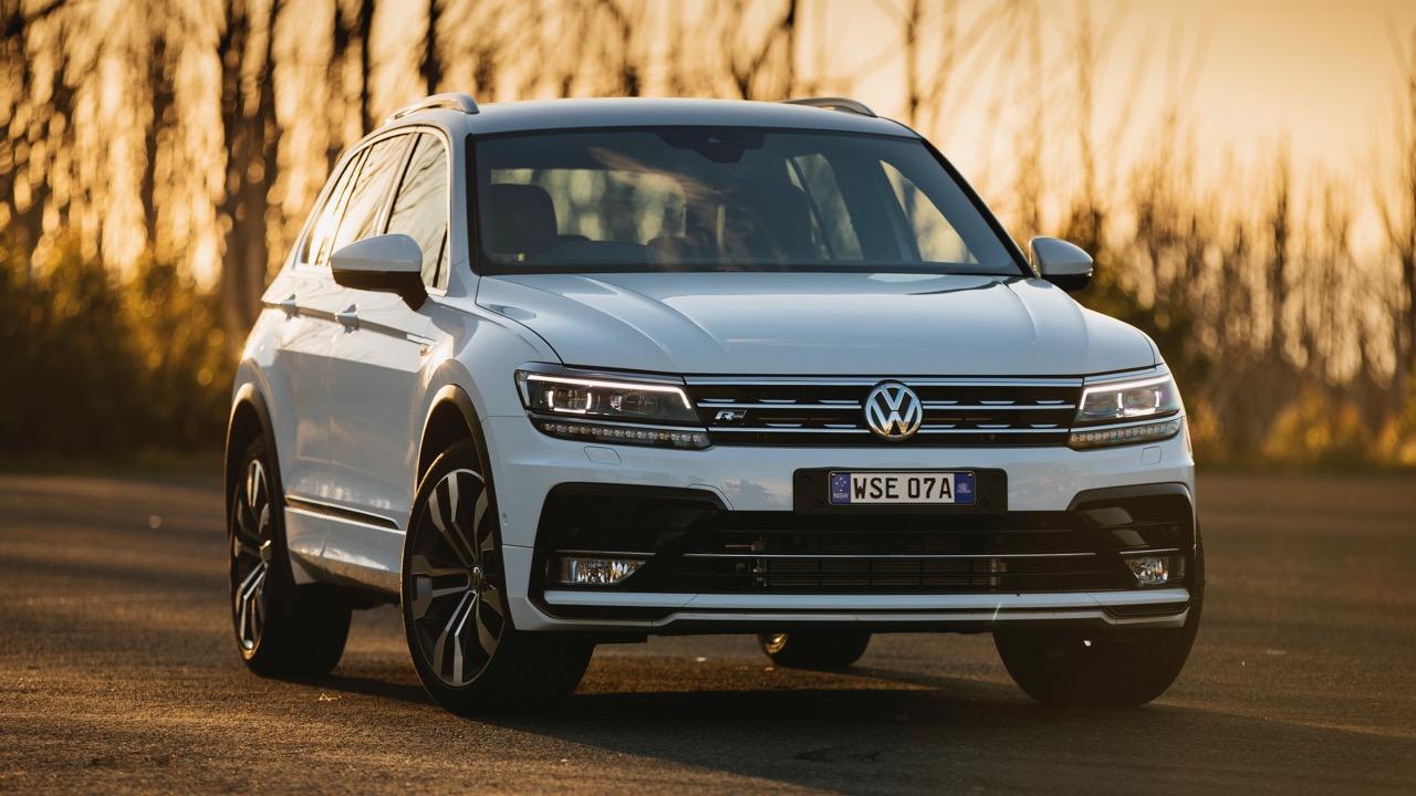 Yeni Volkswagen arabaları