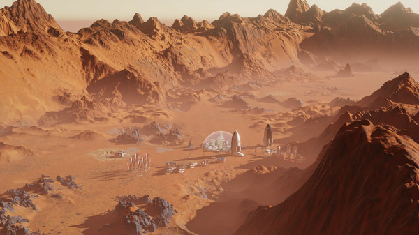 Epic Games indirimleri - Surviving Mars - 2