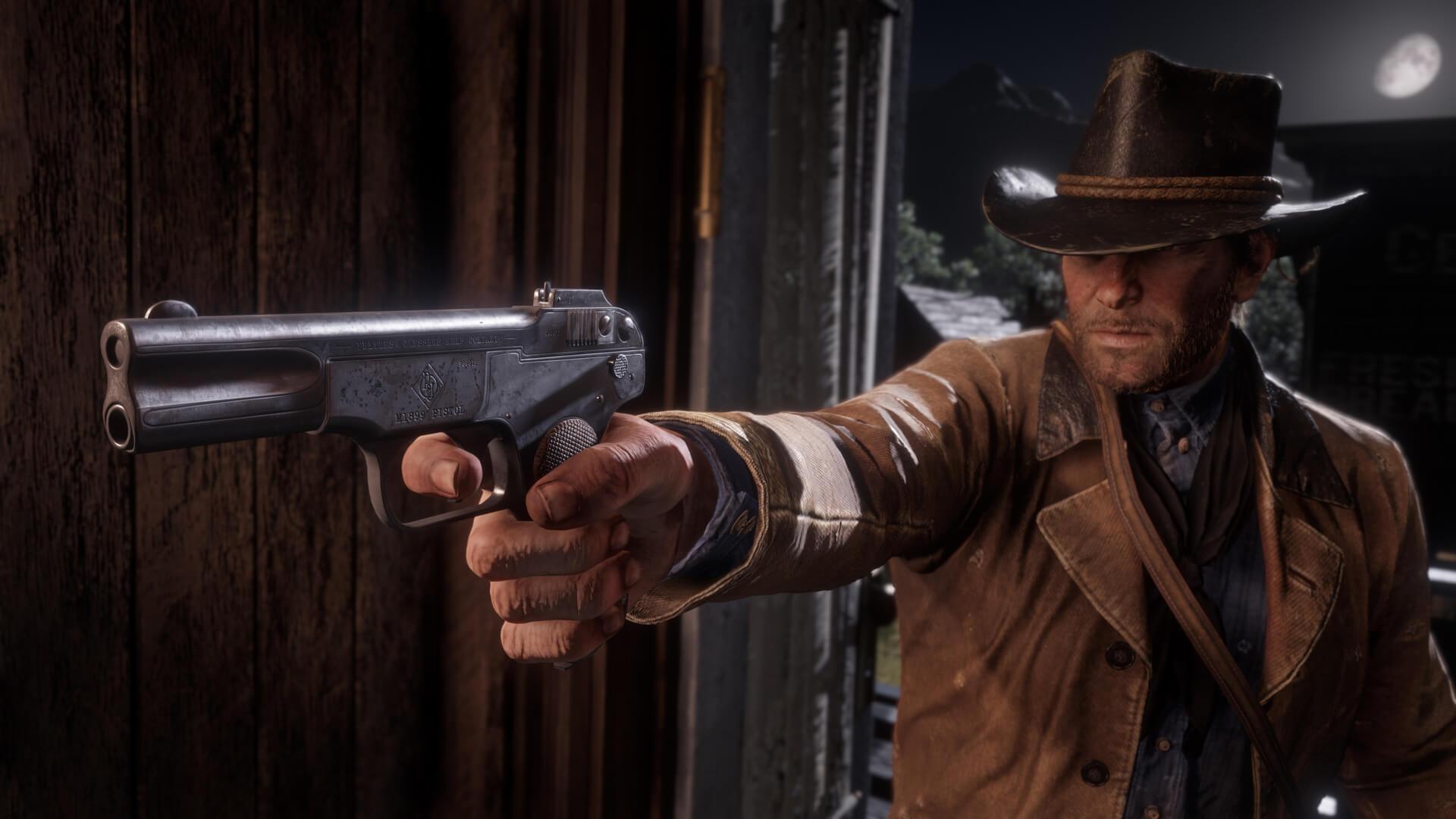Red Dead Redemption 2 PC ekran görüntüleri - 1