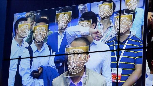 Çin yüz tanıma teknolojisi