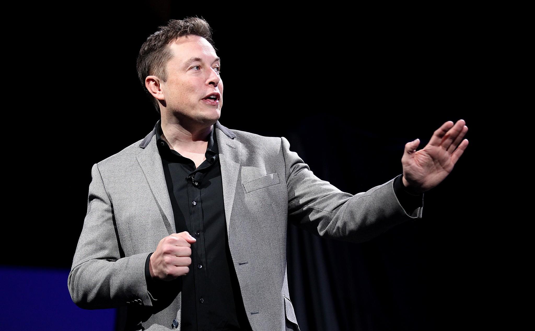 Elon Musk - Starlink - 1