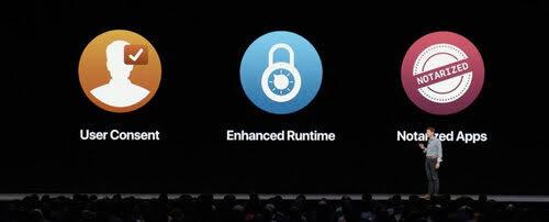 macOS catalina güvenlik ve gizlilik özellikleri
