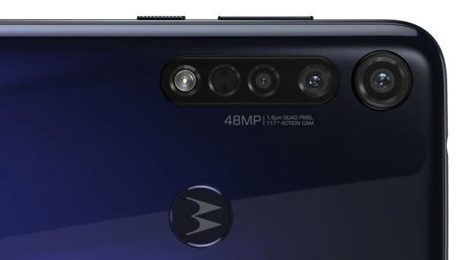 Motorola Moto G8 Plus 48MP kameraya sahip olacak