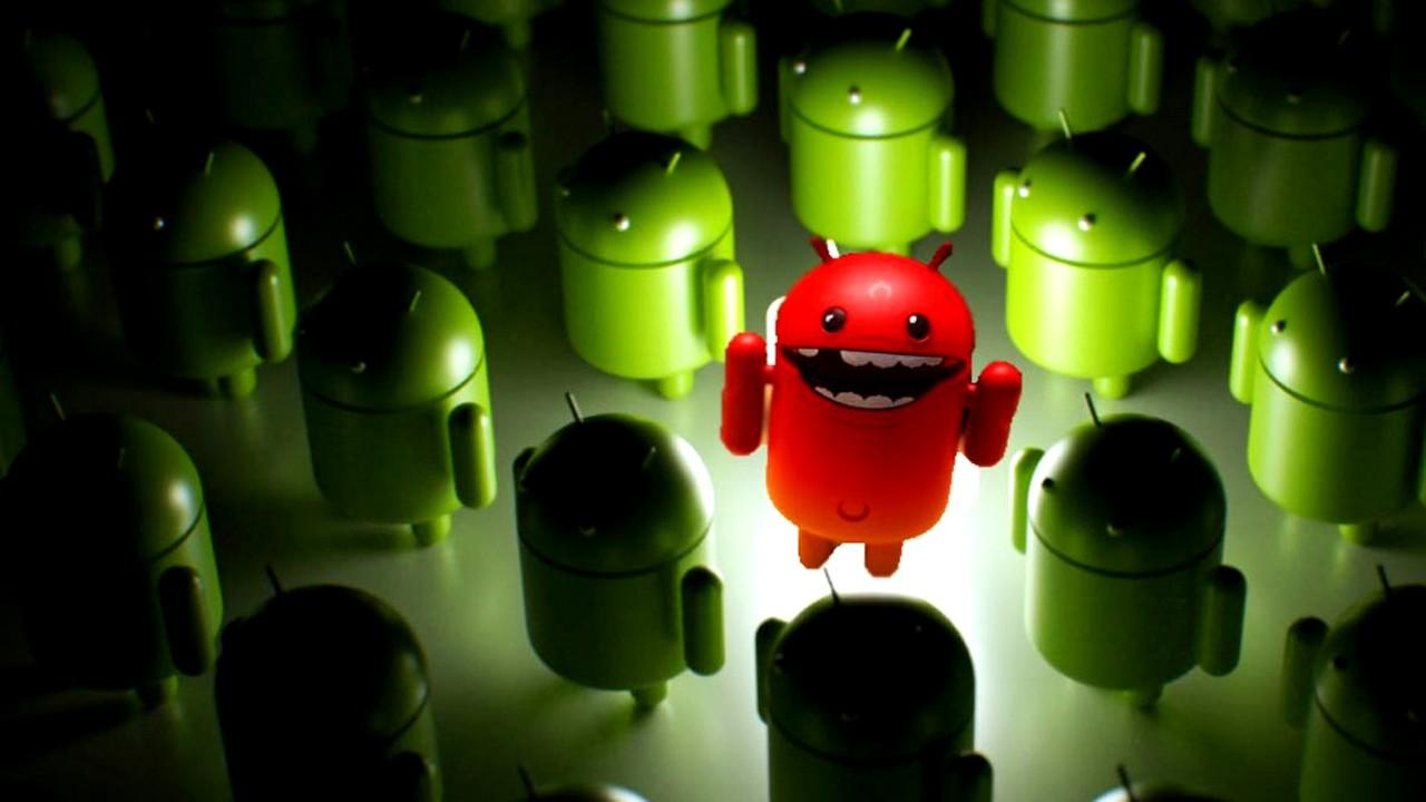Android telefonlar için büyük güvenlik açığı