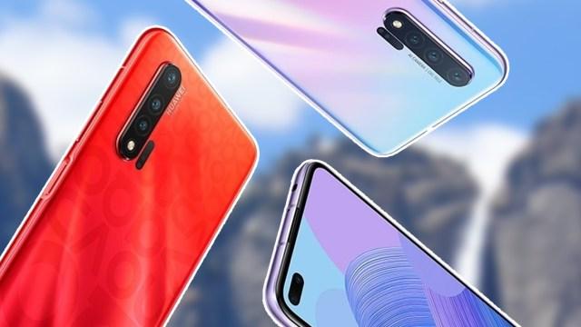 Huawei Nova 6 renk ve depolama seçenekleri ortaya çıktı - ShiftDelete.Net