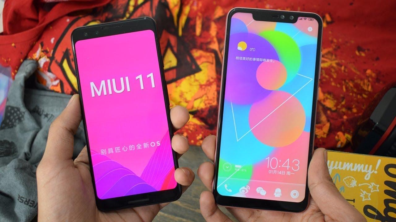 Xiaomi Mi 9T Pro MIUI 11 güncellemesi
