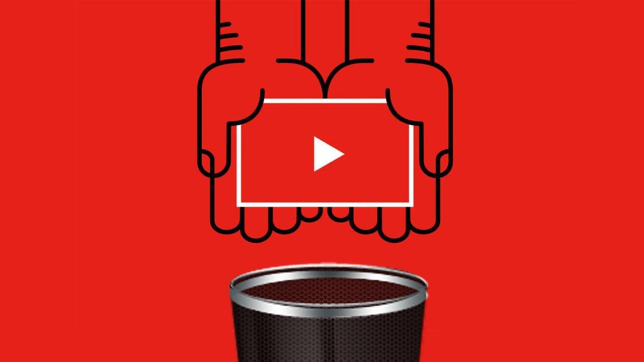 youtube video silme anlatımı