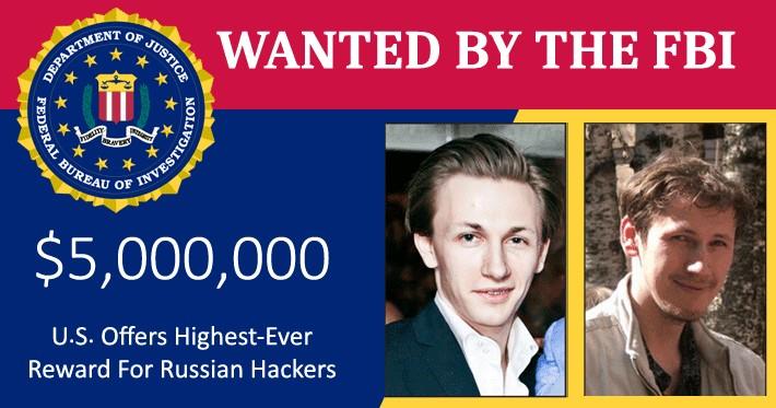 ABD Adalet bakanlığı Evil Corp grubu için rekor ödül sundu