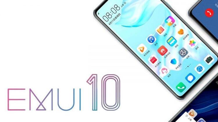 EMUI 10 Huawei ve Honor