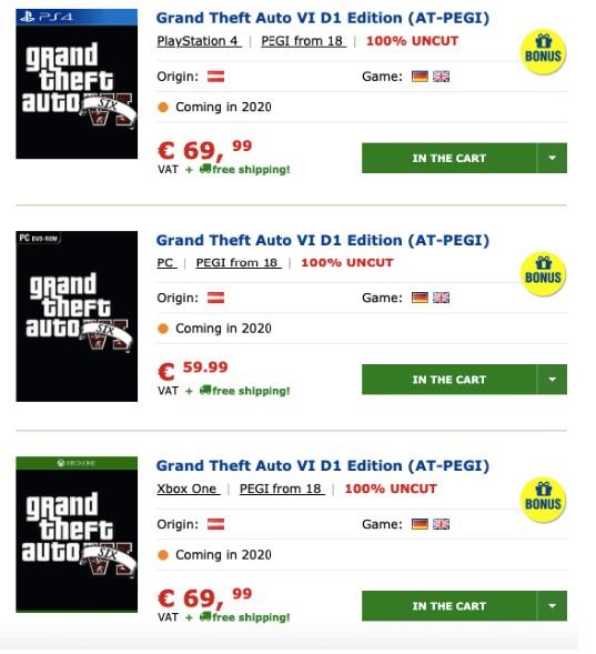 Grand Theft Auto 6 gta 6 çıkış tarihi