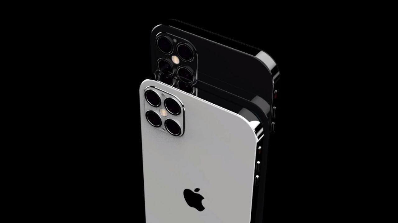 iPhone 12 tasarımı yeni konsept video ile netleşmeye başladı! (1)