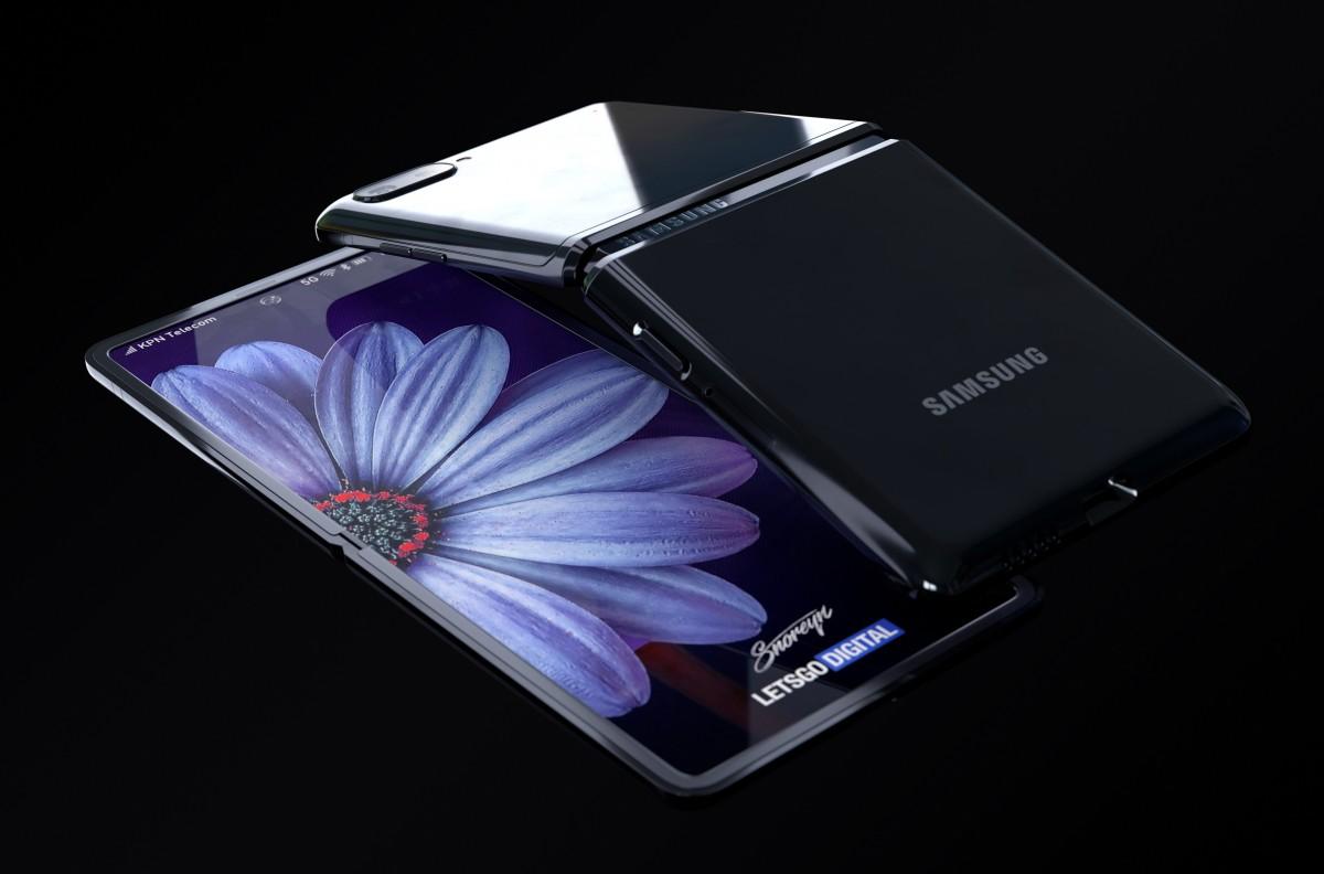 Samsung Galaxy Z Flip batarya