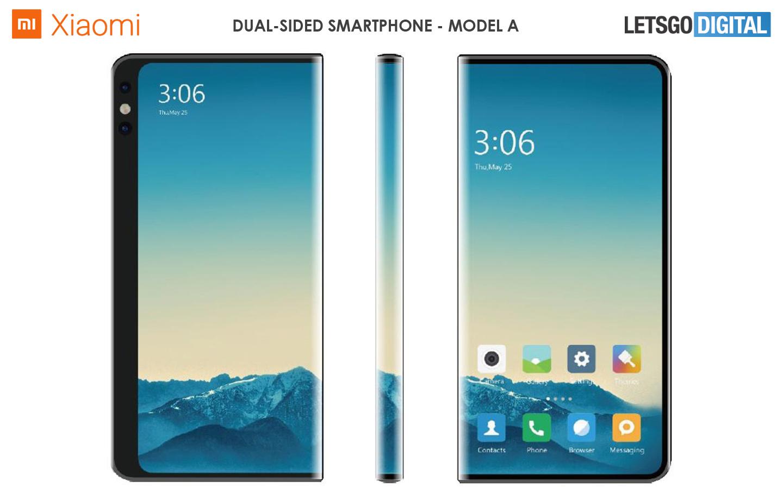 xiaomi çift ekranlı telefon