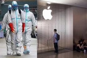Apple mağaza ve ofislerinde corona virüsü önlemi!