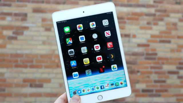 Yeni iPad mini ekranı ile çok konuşulacak!