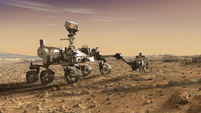 NASA'nın paylaştığı 1.8 milyar piksellik fotoğraf