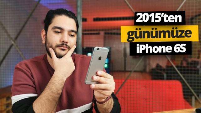 5 yıllık iPhone 6s hala alınır mı?