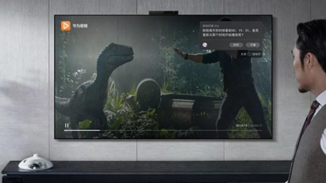 Huawei Vision X65 tanıtıldı! Üst seviye OLED TV