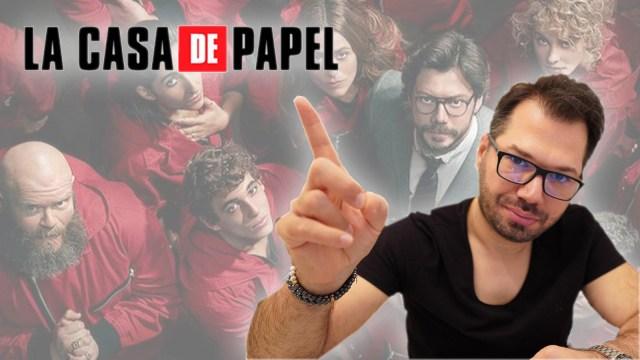 La Casa De Papel 4. sezon inceleme + Bonus