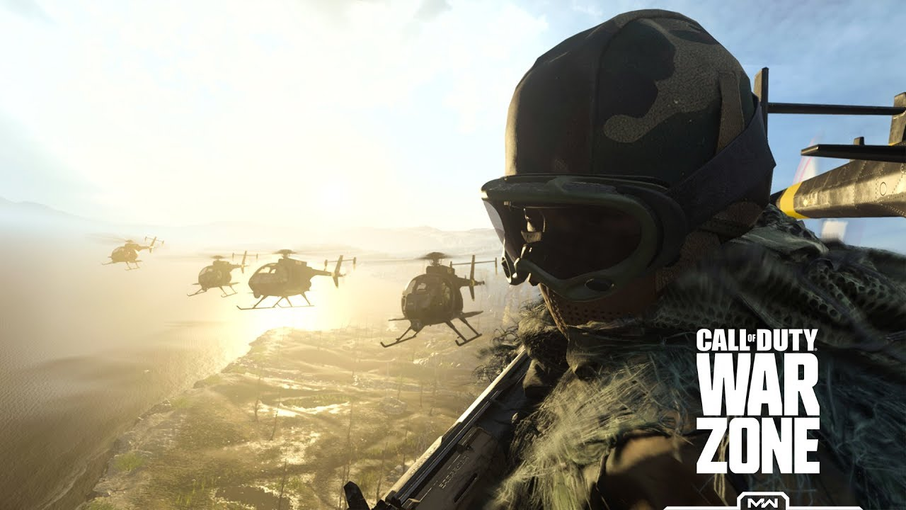 Call of Duty- Warzone iki faktorlu kimlik dogrulama