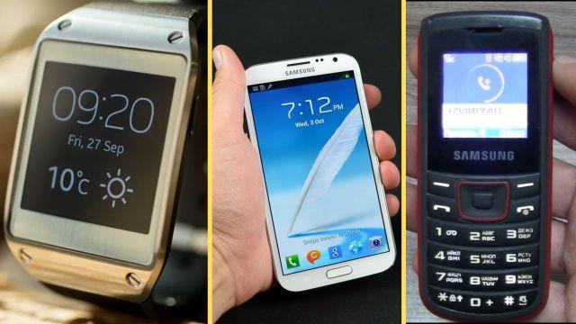 Samsung'un geçmişten günümüze en popüler ürünleri