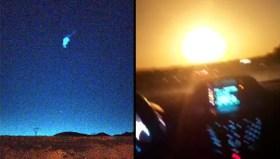 Türkiye'de görülen gök taşının detayları belli oldu