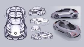 2025 Smart Roadster tasarımı netleşiyor