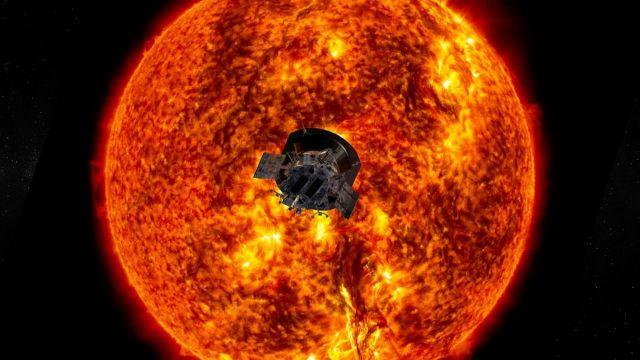 NASA'dan 10 yılda güneş