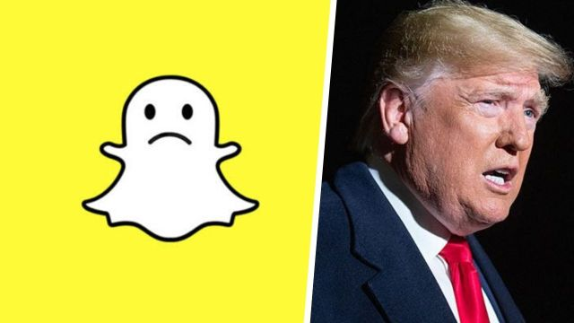Snapchat Trump reklamı yapmayacak! - ShiftDelete.Net (2)