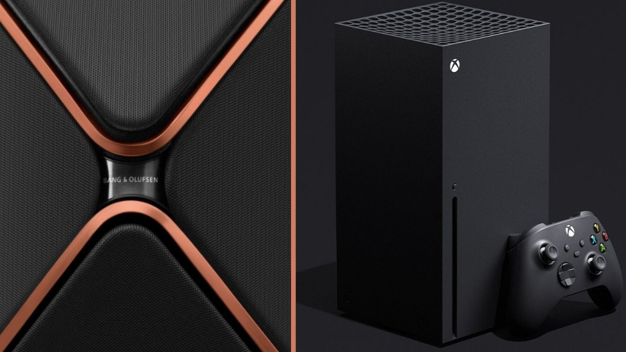 Xbox ve Bang-Olufsen ortakligi