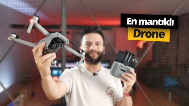 DJI Mavic Air 2 inceleme