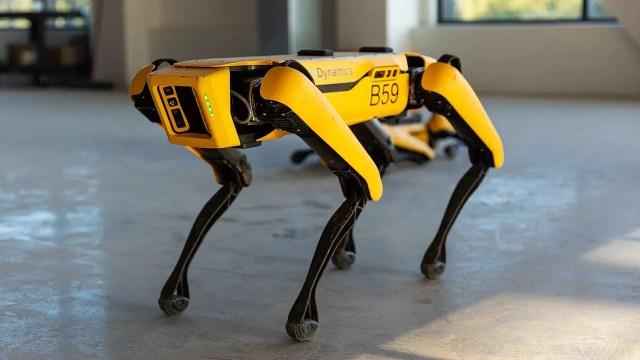 Boston Dynamics'in Spot robotu satışta! İşte fiyatı