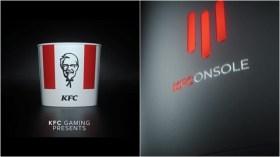 KFC'nin yeni oyun konsolu KF Console duyuruldu