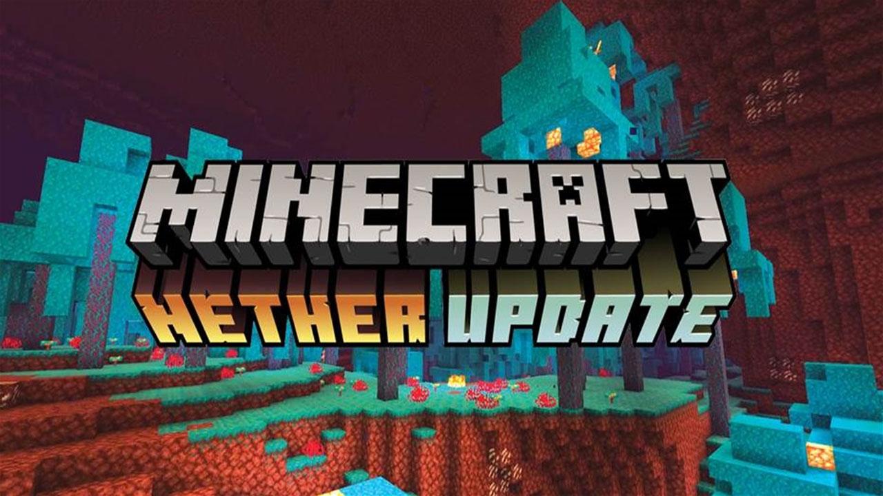 minecraft cehennem güncellemesi