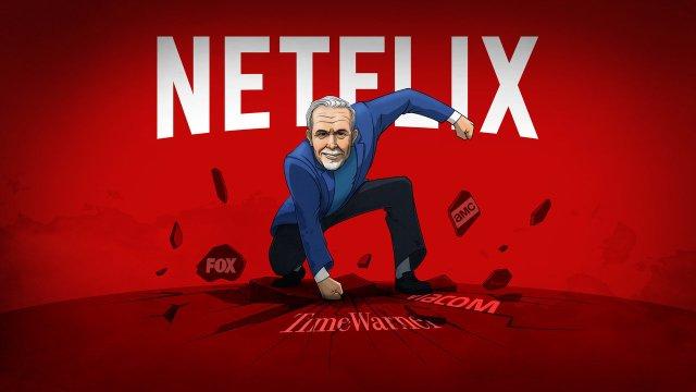 Netflix 23 yılda bir DVD kiralama şirketinden milyar dolarlık hale nasıl geldi?