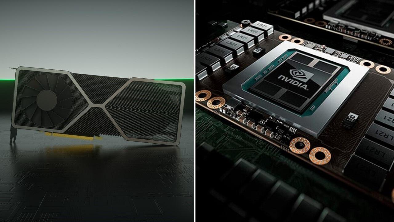 NVIDIA RTX Ampere ekran kartı
