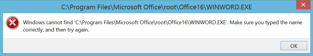 windows 10 2004 güncellemesi Windows dosyayı bulamadı hatası çözümü