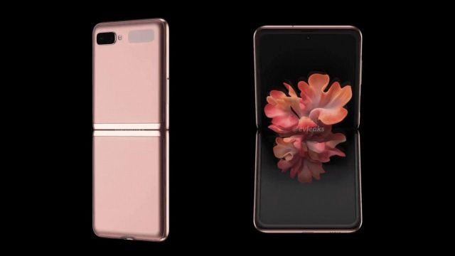Samsung Galaxy Z Flip 5G tasarımı netleşti! - ShiftDelete.Net