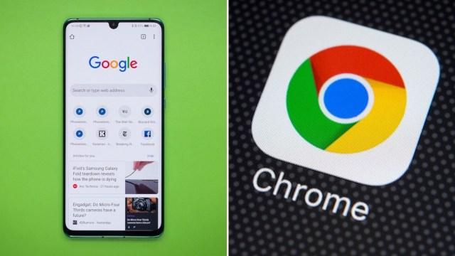 Chrome Android sürümü