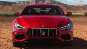 Maserati Ghibli Hybrid tanıtıldı!