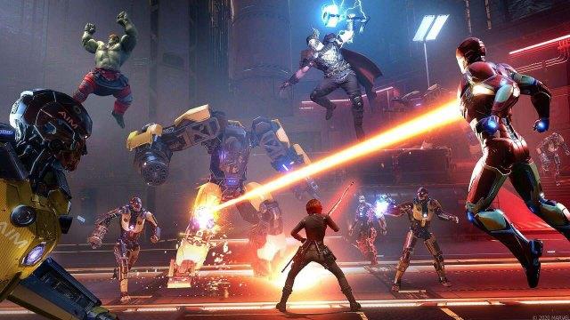 Marvel's Avengers sistem gereksinimleri belli oldu