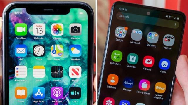 2020'de en çok satan telefon iPhone 11 - Apple