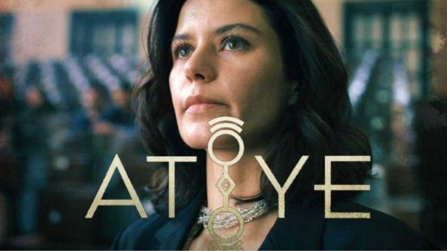 Netflix'in Atiye dizisine dava açıldı!