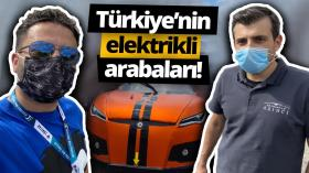 Türkiye'nin elektrikli araçlarını pistte izledik!