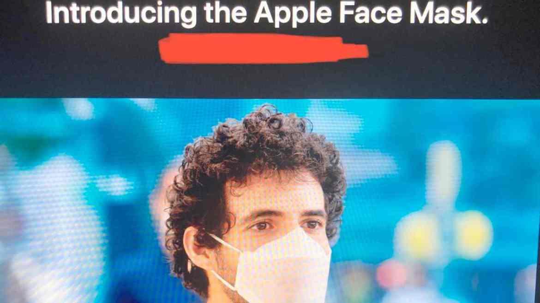 apple maske