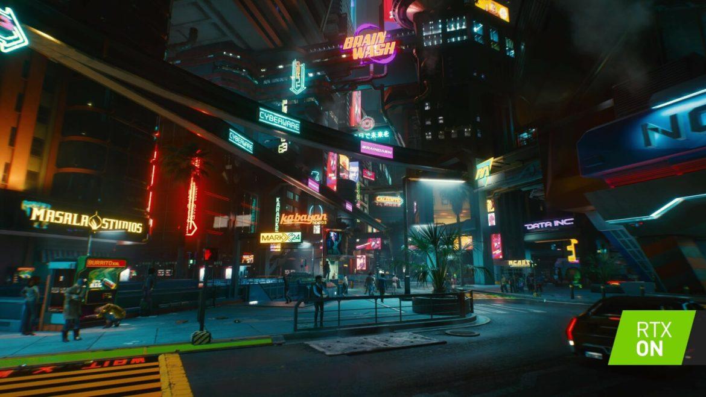 cyberpunk 2077, The Witcher 3