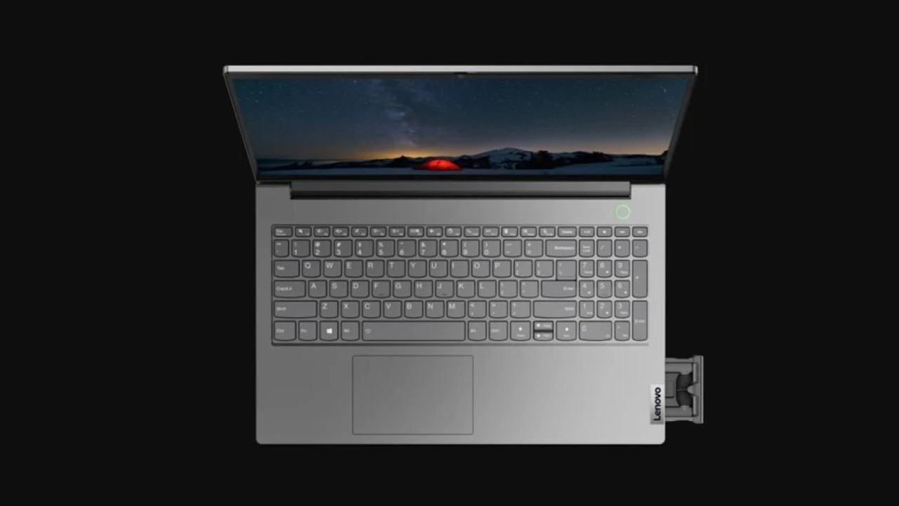 Kablosuz kulaklıklı Lenovo ThinkBook 15 Gen 2 tanıtıldı 1