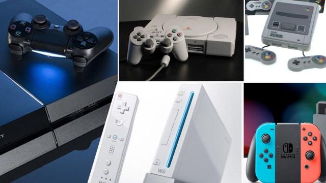 oyun konsolları, en iyi oyun konsolları, oyun konsolu, oyun konsolları tarihi