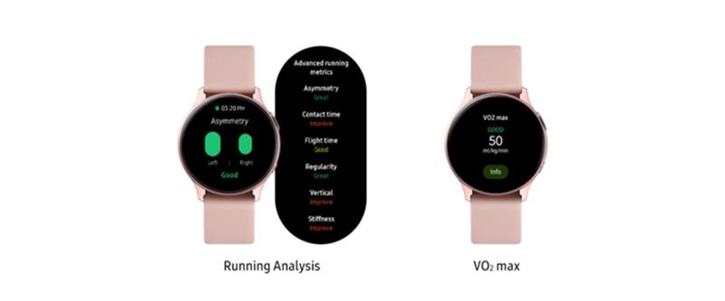 Galaxy Watch Active 2 güncellemesi