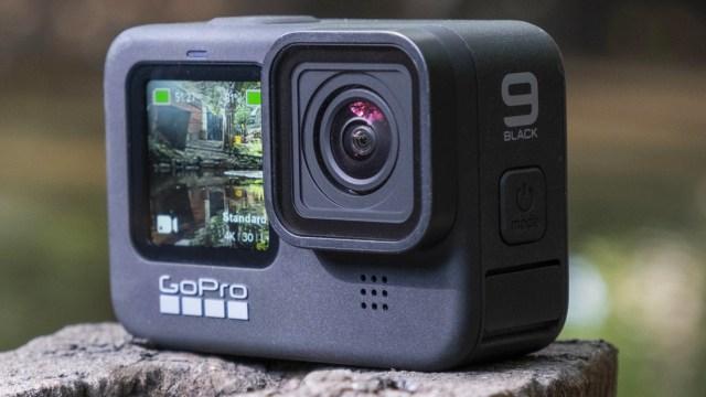 GoPro Hero 9 Black tanıtıldı; 5K kayıt ve renkli ekran!